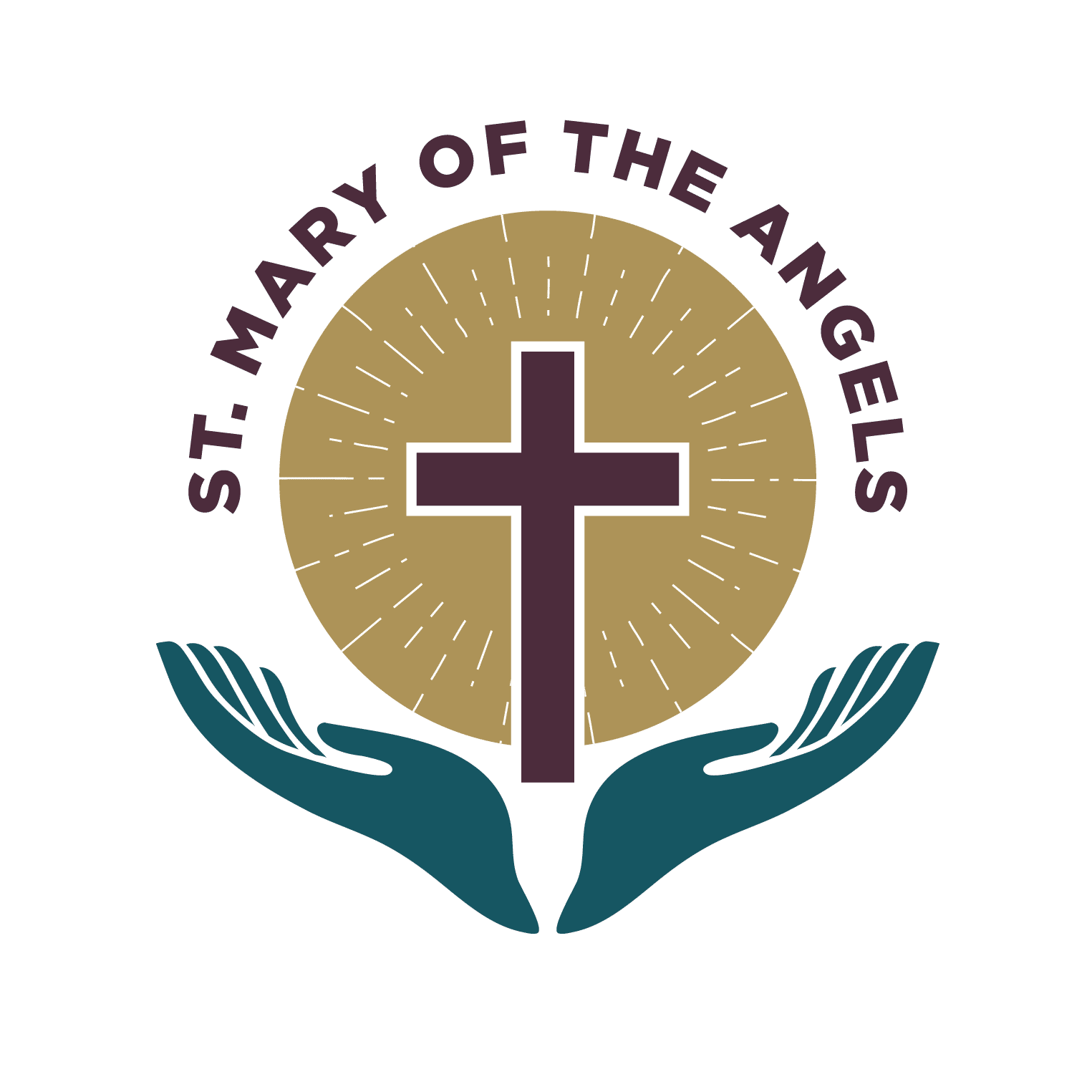 St. Mary Of The Angels Logo 2